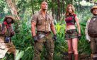 """#GIVEAWAY: ENTER TO WIN A SIGNED """"JUMANJI: WELCOME TO THE JUNGLE"""" POSTER"""