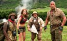 "#BOXOFFICE: ""JUMANJI"" SWINGS TO THE LEAD IN THIRD WEEK"