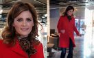 """#SPOTTED: STANA KATIC IN TORONTO FOR """"ABSENTIA"""""""