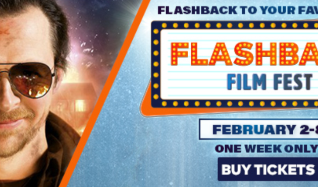 #GIVEAWAY: ENTER TO WIN PASSES TO THE FLASHBACK FILM FEST