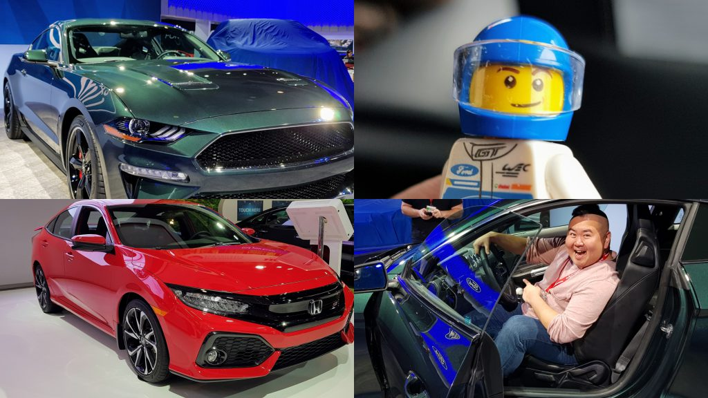 Mr Will Wong Toronto Entertainment Blogger FIRSTLOOK THE - Toronto car show 2018
