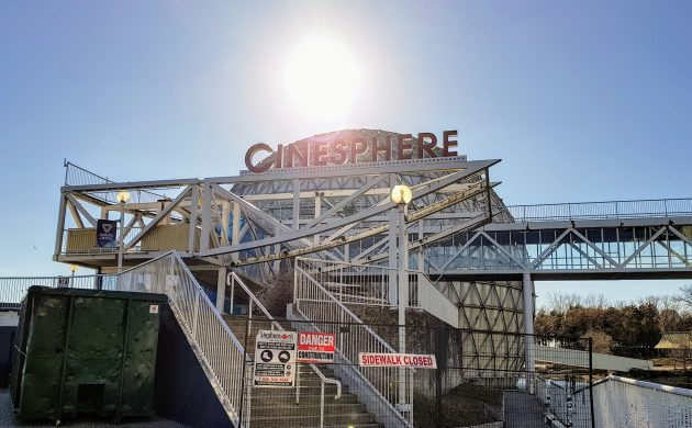 #FIRSTLOOK: MOVIES AT ONTARIO PLACE'S CINESPHERE