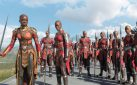 "#BOXOFFICE: ""BLACK PANTHER"" ROARS A THIRD WEEK"