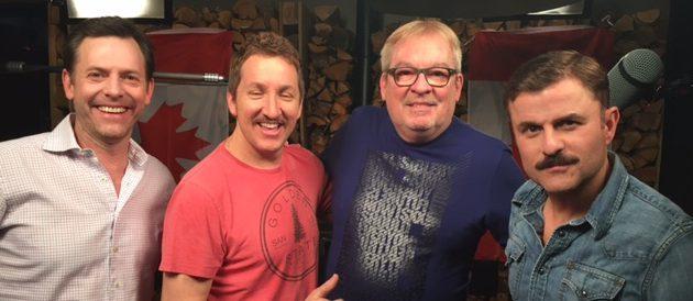 """#INTERVIEW: ERIK STOLHANSKE, PAUL SOTER + STEVE LEMME ON """"SUPER TROOPERS 2"""""""