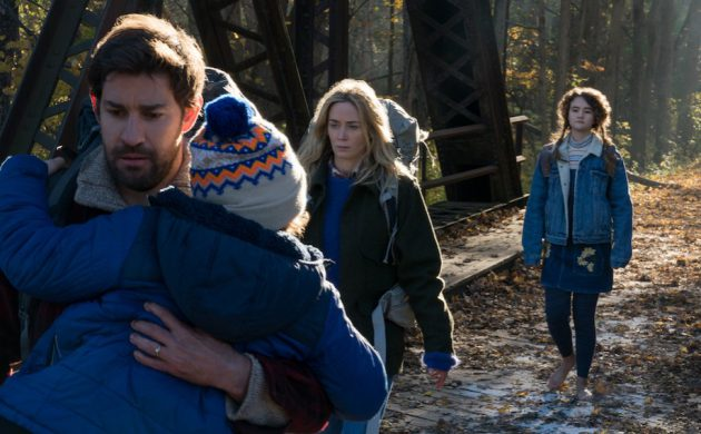 """#BOXOFFICE: """"A QUIET PLACE"""" RISES BACK TO TOP"""