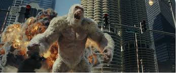 """#BOXOFFICE: """"RAMPAGE"""" FURIOUS IN OPENING"""