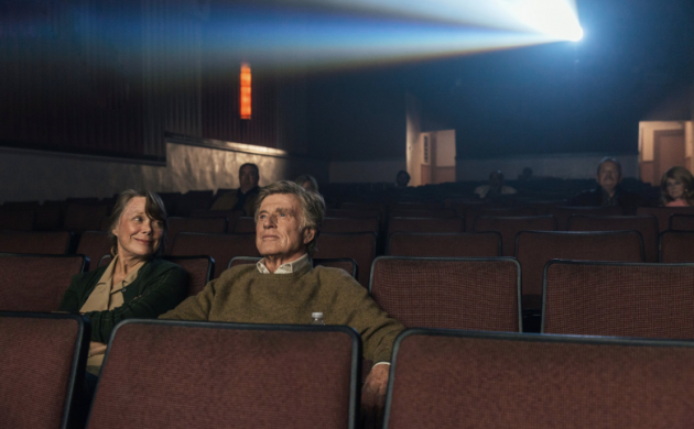 "#FIRSTLOOK: ROBERT REDFORD STARS IN ""THE OLD MAN & THE GUN"""