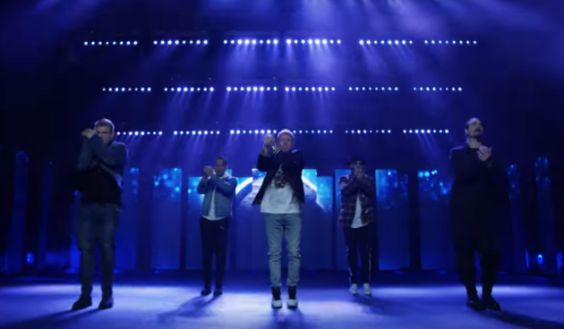 "#NEWMUSIC: BACKSTREET BOYS – ""DON'T GO BREAKING MY HEART"""