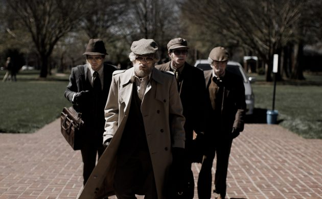 "#FIRSTLOOK:  NEW TRAILER FOR ""AMERICAN ANIMALS"""