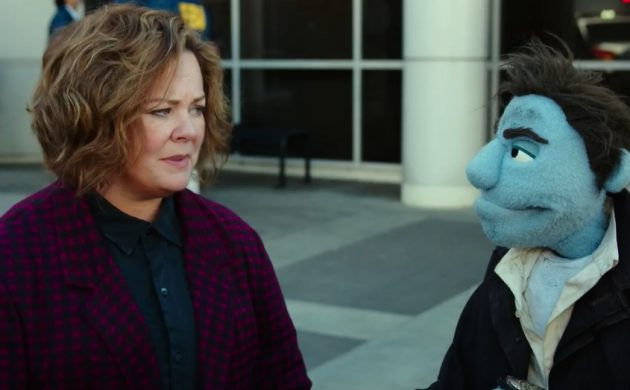 "#FIRSTLOOK: NEW TRAILER FOR ""THE HAPPYTIME MURDERS"" STARRING MELISSA MCCARTHY"