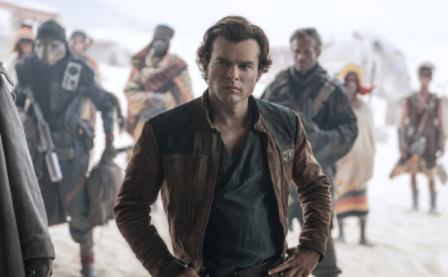 """#BOXOFFICE: """"SOLO: A STAR WARS STORY"""" TELLS THE COMPETITION"""