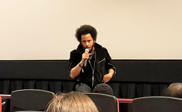 "#SPOTTED: BOOTS RILEY IN TORONTO FOR ""SORRY TO BOTHER YOU"""