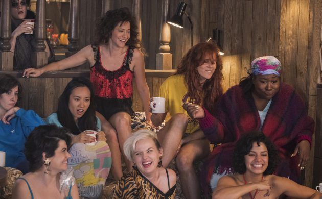 "#FIRSTLOOK: NEW TRAILER FOR SEASON 2 OF ""GLOW"""