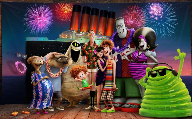 "#BOXOFFICE: ""HOTEL TRANSYLVANIA"" A RUNAWAY WINNER AT BOX OFFICE"
