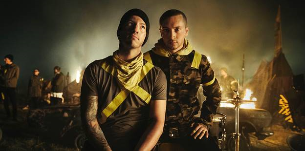 "#NEWMUSIC: TWENTY ØNE PILØTS – ""NICO AND THE NINERS""  + ""JUMPSUIT"""
