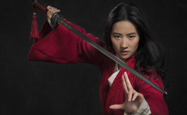 """#FIRSTLOOK: DISNEY'S LIVE-ACTION """"MULAN"""" NOW IN PRODUCTION"""
