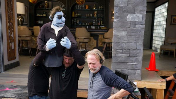 """#INTERVIEW: BRIAN HENSON ON """"THE HAPPYTIME MURDERS"""""""