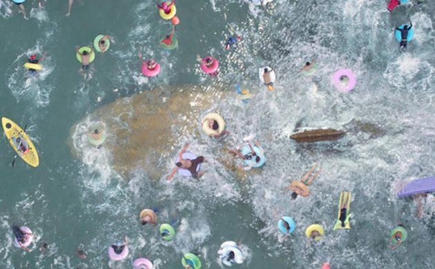 """#BOXOFFICE: """"THE MEG"""" CHOMPS THE COMPETITION IN DEBUT"""