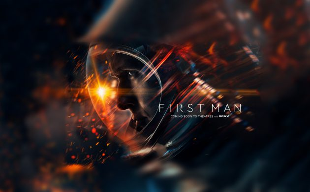 """#GIVEAWAY: ENTER TO WIN ADVANCE PASSES TO SEE """"FIRST MAN"""""""