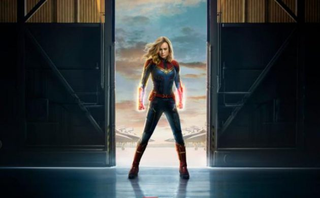 """#FIRSTLOOK: NEW TEASER AND POSTER FOR """"CAPTAIN MARVEL"""""""