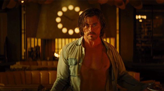 """#GIVEAWAY: ENTER TO WIN ADVANCE PASSES TO SEE """"BAD TIMES AT THE EL ROYALE"""""""