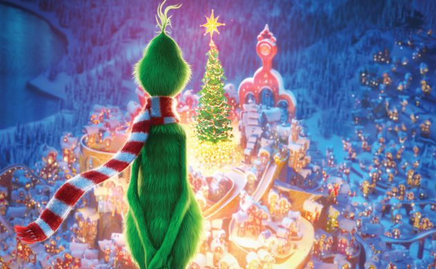 "#GIVEAWAY: ENTER TO WIN ADVANCE PASSES TO SEE ""DR. SEUSS' THE GRINCH"""