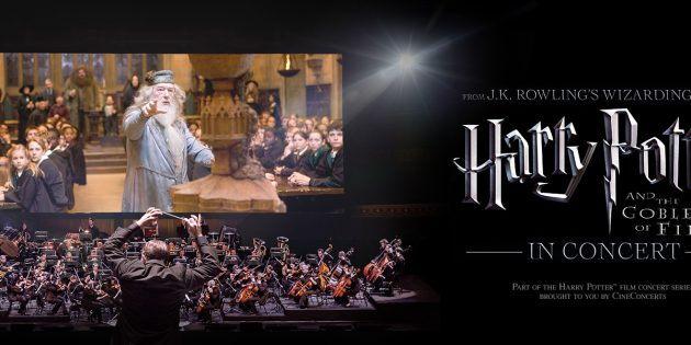 """#REVIEW: """"HARRY POTTER AND THE GOBLET OF FIRE LIVE IN CONCERT"""""""