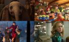 #FIRSTLOOK: WALT DISNEY STUDIOS MOTION PICTURES CANADA 2018 HOLIDAY PREVIEW