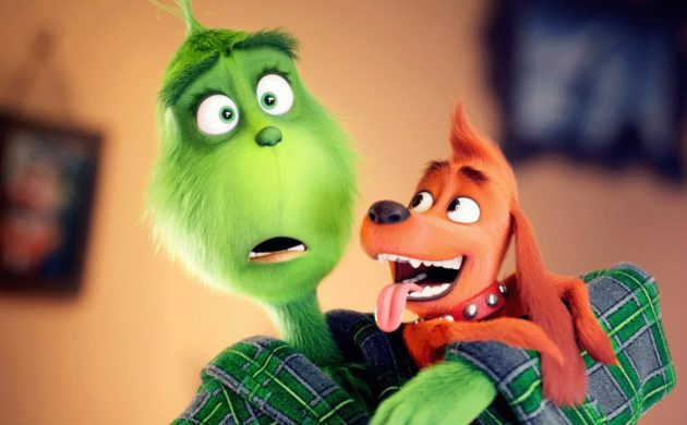 """#BOXOFFICE: """"THE GRINCH"""" STEALS THE MONEY IN OPENING!"""