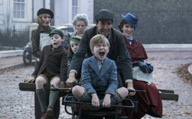 """#FIRSTLOOK: THE MUSIC + MAGIC BEHIND """"MARY POPPINS RETURNS"""""""