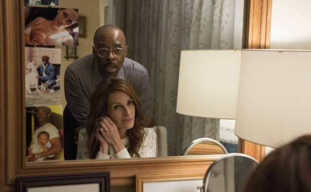 """#INTERVIEW: COURTNEY B. VANCE ON """"BEN IS BACK"""""""
