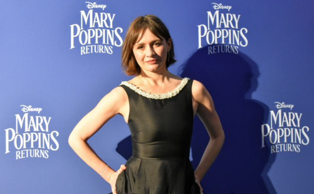 """#INTERVIEW: EMILY MORTIMER ON """"MARY POPPINS RETURNS"""""""