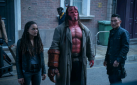 """#FIRSTLOOK: NEW TRAILER FOR """"HELLBOY"""""""