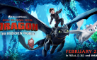 "#GIVEAWAY: ENTER TO WIN ADVANCE PASSES TO SEE ""HOW TO TRAIN YOUR DRAGON: THE HIDDEN WORLD"""