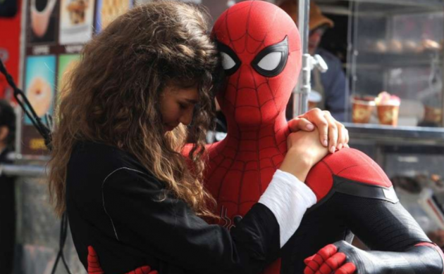 """#FIRSTLOOK: """"SPIDER-MAN: FAR FROM HOME"""""""