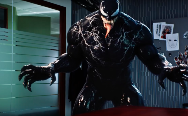 """#GIVEAWAY: ENTER TO WIN """"VENOM"""" ON BLU-RAY"""