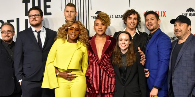 "#INTERVIEW: THE CAST OF NETFLIX'S ""THE UMBRELLA ACADEMY"""