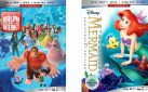 "#GIVEAWAY: ENTER TO WIN BLU-RAY COPIES OF ""THE LITTLE MERMAID"" + ""RALPH BREAKS THE INTERNET"""