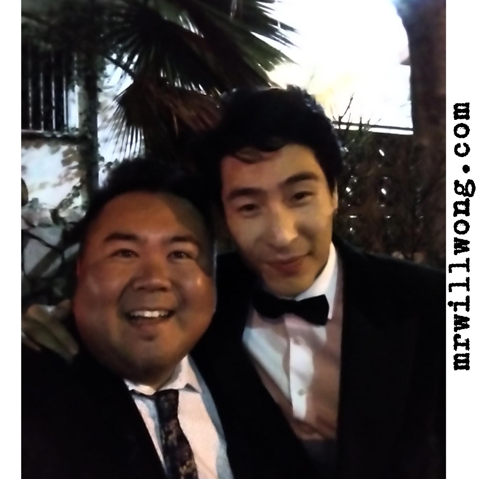 Chris Pang: Mr. Will Wong, Toronto Entertainment Blogger