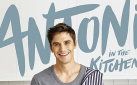#SPOTTED: ANTONI POROWSKI IN TORONTO FOR CAFÉ APPLIANCES