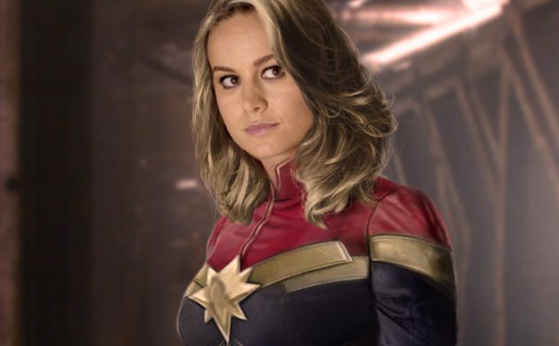 """#BOXOFFICE: """"CAPTAIN MARVEL"""" COMMANDS A SECOND WEEK"""