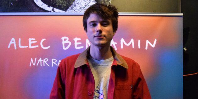 #INTERVIEW: ALEC BENJAMIN, THE MOD CLUB – TORONTO