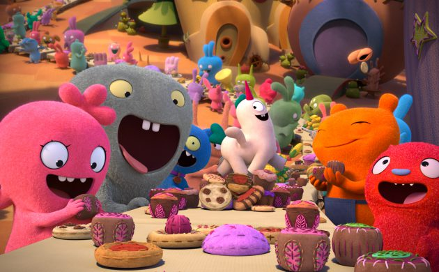 "#GIVEAWAY: ENTER TO WIN ADVANCE PASSES TO SEE ""UGLYDOLLS"""