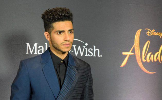 "#INTERVIEW: MENA MASSOUD ON ""DISNEY'S ALADDIN"""