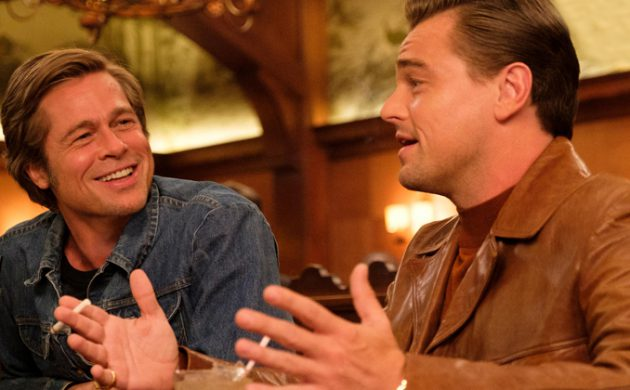 """#FIRSTLOOK: NEW TRAILER FOR """"ONCE UPON A TIME IN HOLLYWOOD"""""""