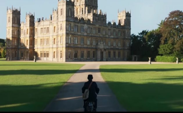 """#FIRSTLOOK: NEW TRAILER FOR """"DOWNTON ABBEY"""""""