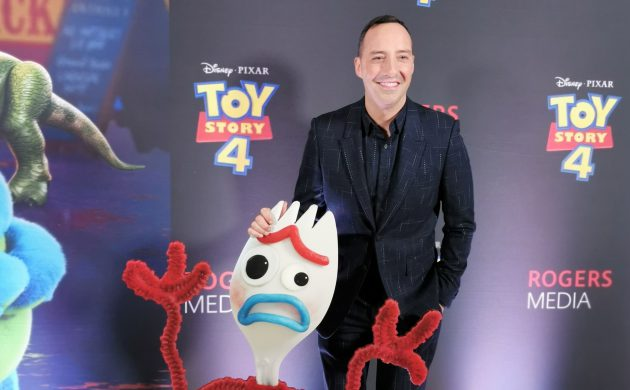 """#INTERVIEW: TONY HALE ON """"TOY STORY 4"""""""