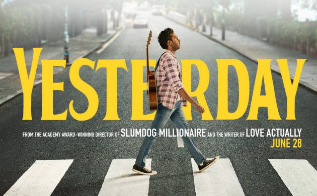 """#GIVEAWAY: ENTER FOR A CHANCE TO WIN ADVANCE PASSES TO SEE """"YESTERDAY"""""""