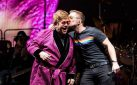 "#FIRSTLOOK: TARON EGERTON x ELTON JOHN PERFORM ""YOUR SONG"""