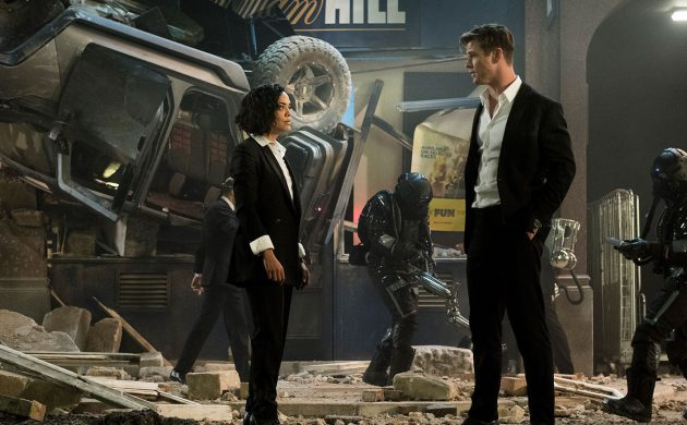 "#BOXOFFICE: ""MEN IN BLACK"" CLAIMS TOP SPOT IN OPENING"